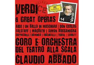 VARIOUS - 6 Great Operas [CD]