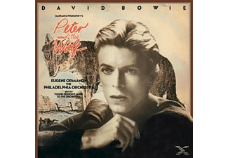 David Bowie, The Philadelphia Orchestra - Peter & The Wolf - (Vinyl)