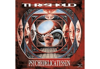 Threshold - Psychedelicatessen (Definitive Edit - (Vinyl)
