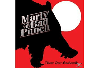 Marty And The Bad Punch - Moon Over Baskerville - (Vinyl)