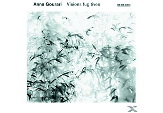 Anna Gourari - Visions Fugitives - (CD)