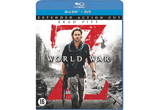 World War Z | Blu-ray