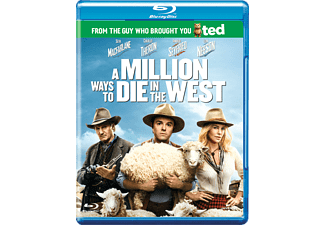 A Million Ways To Die In The West | Blu-ray