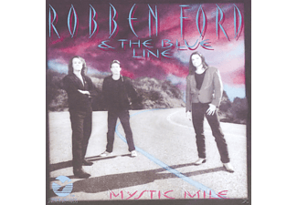 Robben Ford - Mystic Mile [CD]