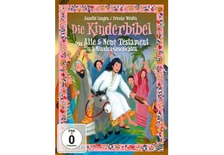 KINDERBIBEL - ALTES & NEUES TESTAMENT [DVD]