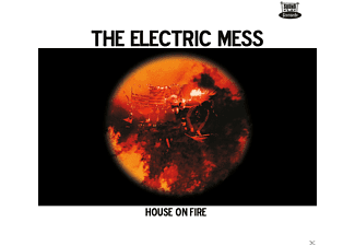 Electric Mess - House On Fire [CD]