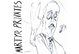 Martyr Privates - Martyr Privates - (Vinyl)