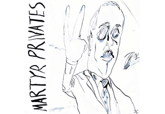 Martyr Privates - Martyr Privates - (CD)