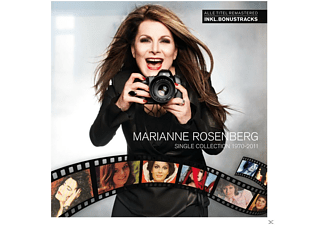 Marianne Rosenberg - Die Single Collection 1971-2012 - (CD)
