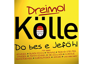 VARIOUS - Dreimol Kölle Do Bes E Jeföhl - (CD)