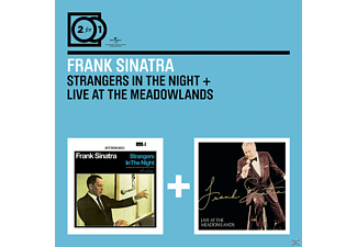 Frank Sinatra - 2 for 1: Strangers In The N. / Live At The Meadowlands - (CD)