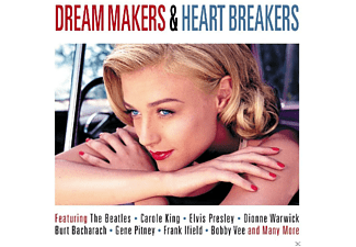 VARIOUS - Dream Makers & Heart Breakers - (CD)