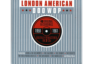 VARIOUS - London American Doo Wop Story 1959-61 - (CD)