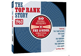 VARIOUS - The Top Rank Story 1960 [CD]