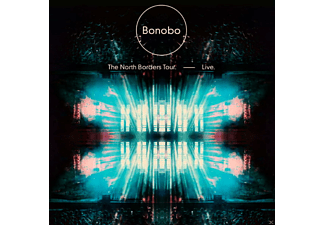 Bonobo - The North Borders Tour - Live - (CD)