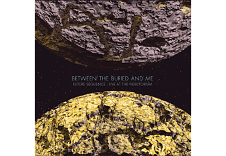 Between The Buried And Me - Future Sequence: Live At The Fidelitorium [CD + DVD]