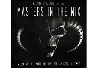VARIOUS - Master of Hardcore in the Mix - (CD)
