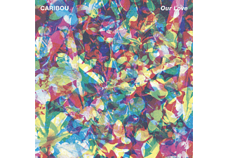Caribou - Our Love - (CD)