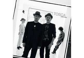 Tosca - Outta Here - (CD)