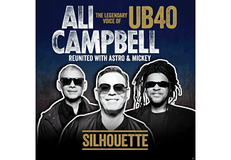 Ali Campbell - Silhouette (The Legendary Voice Of Ub40) [CD]