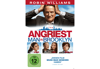 The Angriest Man in Brooklyn - (DVD)