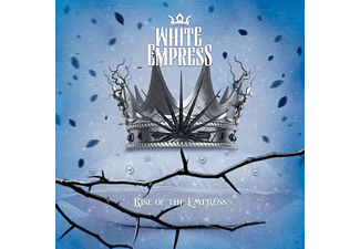 White Empress - Rise Of The Empress - (CD)