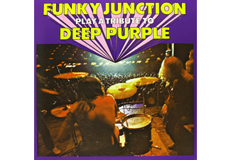 Funky Junction - Funky Junction : Play A Tribute To Deep Purple - (Vinyl)