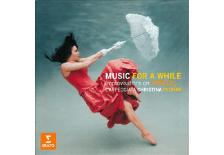 Henry Purcell - Music for a While - Improvisations on Purcell (CD)