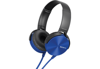SONY Casque audio bleu (MDRXB450APL)