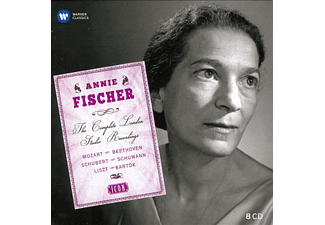 Annie Fischer - The Complete London Studio Recordings (CD)