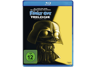 Family Guy Pelzvieh Trilogie - (Blu-ray)