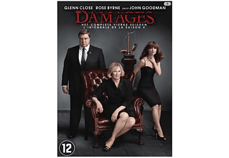 Damages - Seizoen 4 | DVD