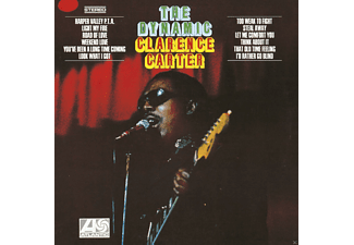Clarence Carter - The Dynamic - (CD)