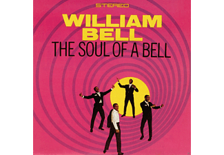 William Bell - The Soul Of A Bell - (CD)