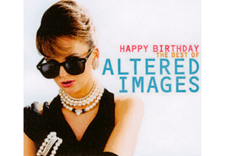 Altered Images - Happy Birthday-The Best Of - (CD)