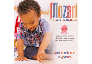 -  Mozart For Babies: Attention Span []