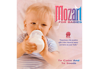 Mozart For Babies: To Calm And To Sooth CD