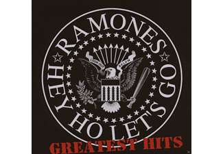 Ramones - Hey Ho Let's Go - Greatest Hits [CD]