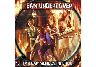 GOOD TO GO GMBH Team Undercover 13: Im Flammenden Inferno
