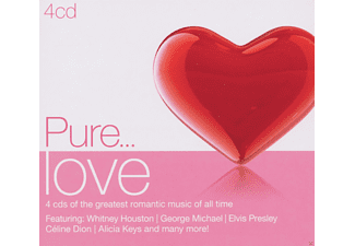 VARIOUS - Pure... Love - (CD)