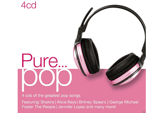 VARIOUS - Pure... Pop - (CD)
