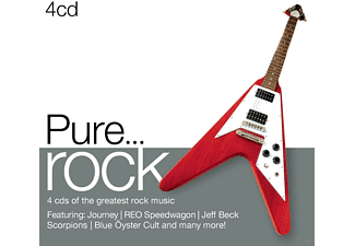 VARIOUS - Pure... Rock [CD]