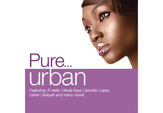 VARIOUS - Pure... Urban [CD]