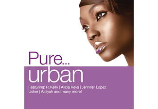 VARIOUS - Pure... Urban - (CD)