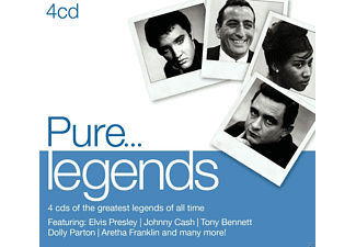 VARIOUS - Pure... Legends - (CD)