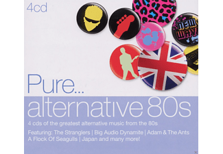 VARIOUS - Pure... Alternative 80s - (CD)