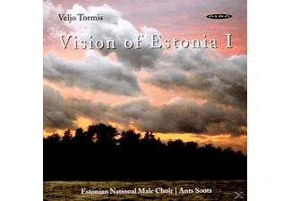 Estnonian National Male Choir - Vision Of Estonia I - (CD)