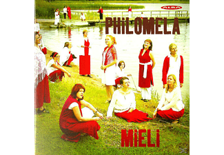 Philomela Female Choir - Mieli - (CD)