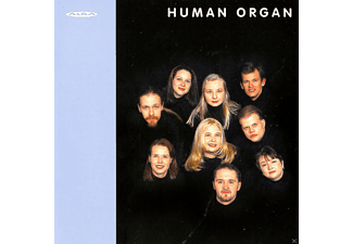 Human Organ - Chorwerke - (CD)