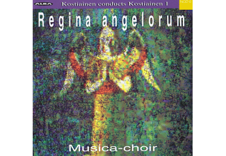 The Musica Choir - Regina angelorum - (CD)
